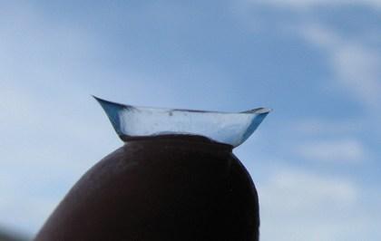 Toric lens inside out